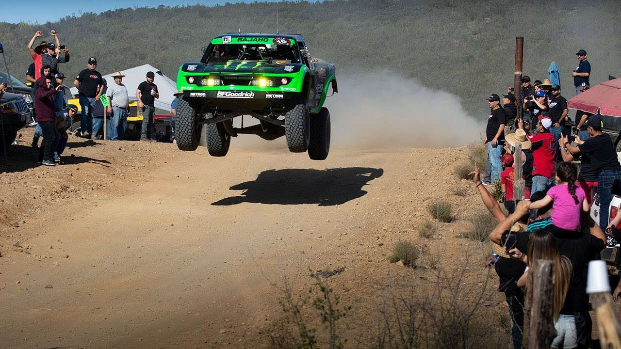 Monster Energy: SCORE International Baja 500 2018