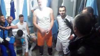 Tuzlaspor'un Edirne Gençlikspor Galibiyeti Sonrası Soyunma Odası