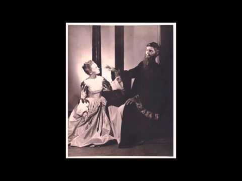 """1957 """"PERICLES, PRINCE OF TYRE"""" full audio recording"""