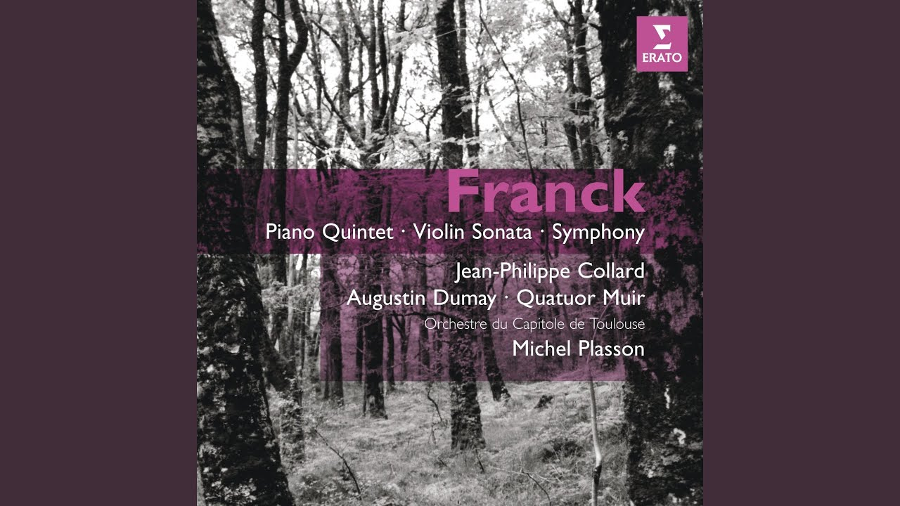 Franck's Violin Sonata - which recording is best