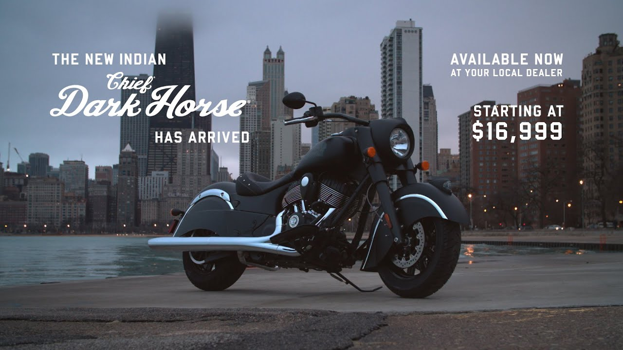 The New Indian Chief Dark Horse