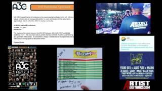 a3c festival radio ad memphis tn auditions sponsorship