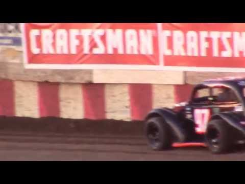 Angell Park Speedway Legends Heats 8/28/16
