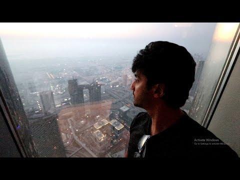 At The Top Of BURJ KHALIFA | Dubai