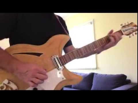Rickenbacker 381v69 -