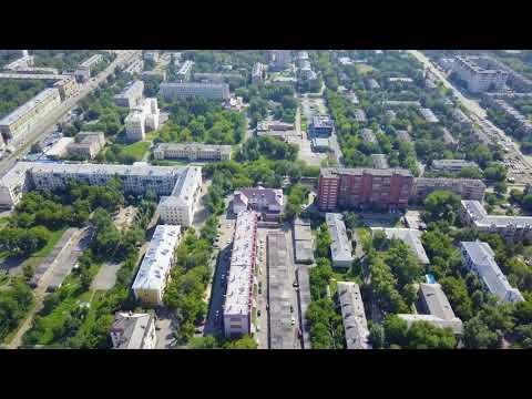 Челябинск с высоты Ленинского района