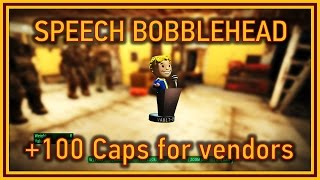 Fallout 4 - Speech Bobblehead location (Vault 114)
