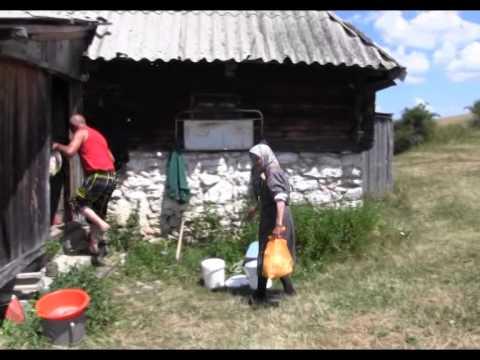 Hido Muratovic - Poseta Milki Kuc, selo Boljare.