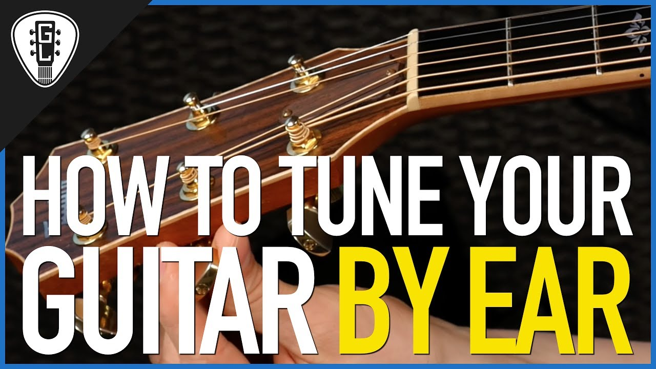 how to tune your guitar by ear free guitar lessons youtube. Black Bedroom Furniture Sets. Home Design Ideas