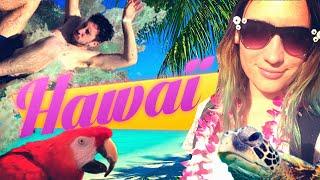 Hawaï - Kemar et Natoo