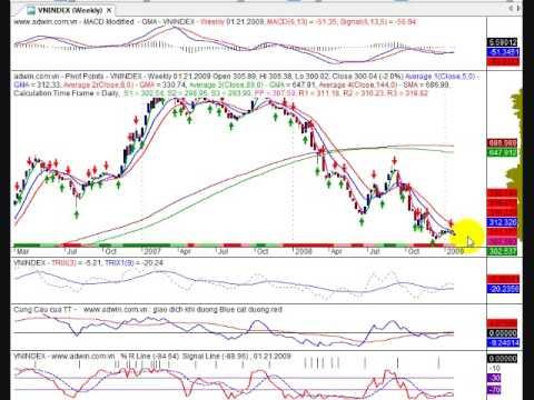 Technical analysis Stock market Vn Index 13Feb2009