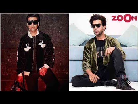 Is Karan Johar not able to find any actor opposite Rajkummar in Dostana 2? | Bollywood Gossip Mp3