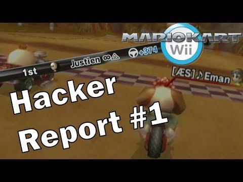 [MKWii] Hacker Report #1