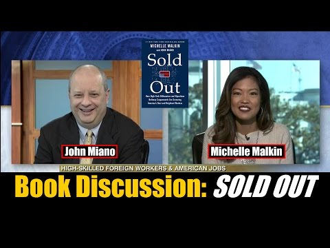 Book Discussion - Sold Out - Michelle Malkin