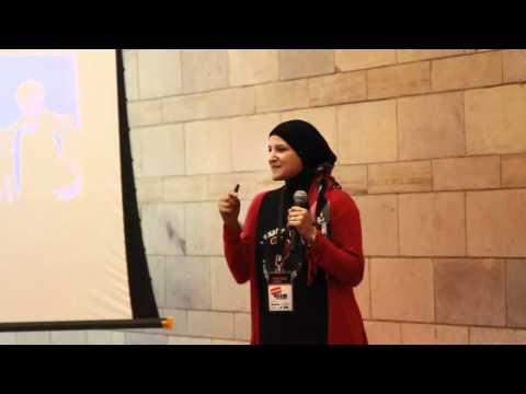 I Exist:  Reem Al-Olaby at TEDxAUC