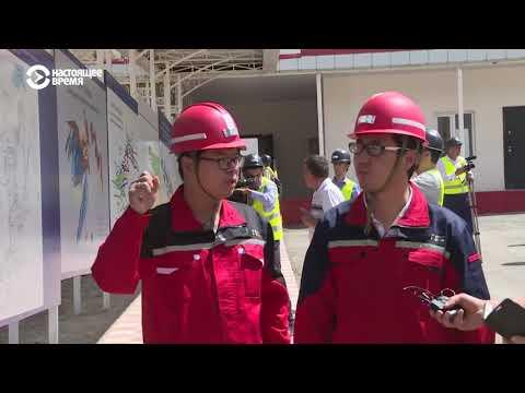 Золото Таджикистана. Китайские инвестиции в разработку рудника