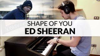 Ed Sheeran - Shape Of You | Piano Cover