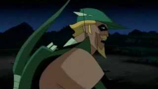 Green Arrow's Best Moments on Justice League Unlimited