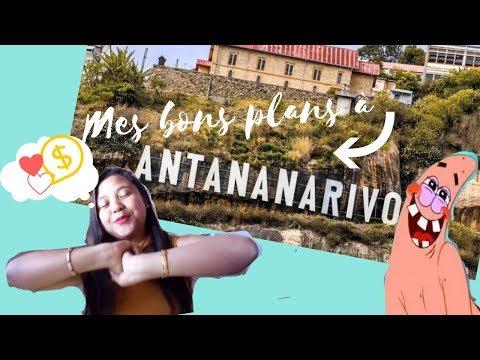 Mes bons plans à TANA (Madagascar)