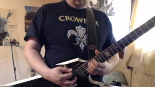 Crowbar - Surviving the abyss (cover)