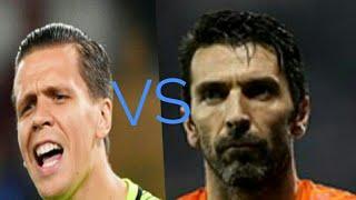Buffon vs Szczęsny #1