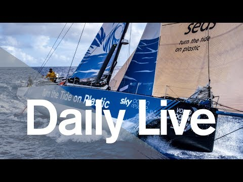 Daily Live – Friday 27 April | Volvo Ocean Race