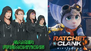 Gamer Premonitions #25 - Ratchet & Clank: Rift Apart