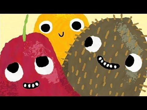 JKL * Fruit Alphabet for kids * Learn the Alphabet & names of fruits * #4