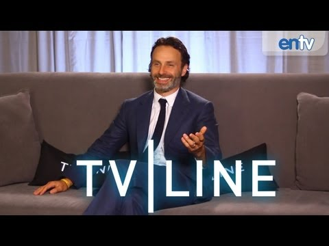 """""""The Walking Dead"""" Season 4 Preview with Andrew Lincoln - Comic-Con 2013 - TVLine"""