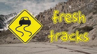 Fresh Tracks New Drift Content from Chris Forsberg