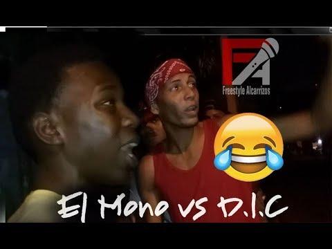 Batalla de Freestyle Los Alcarrizos D.I.C vs El Mono RD