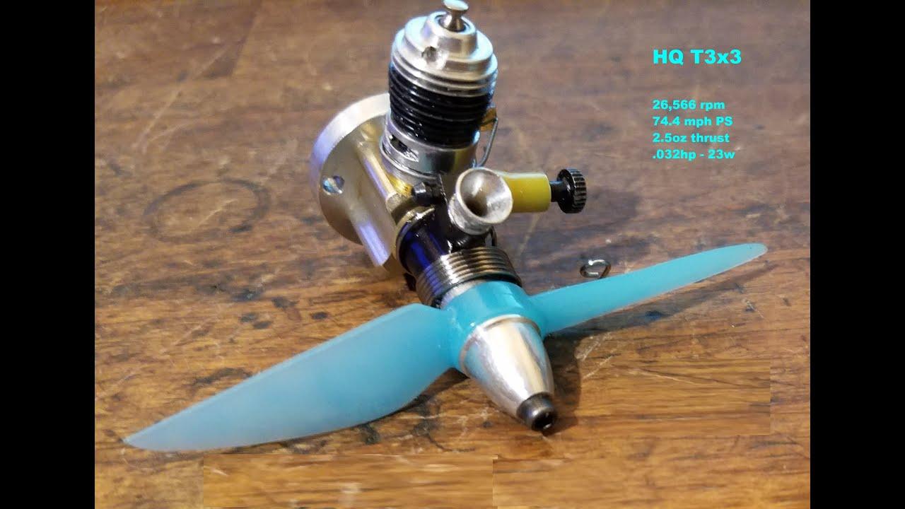 049 051 3 Cox .049 .051 Tee Dee Airplane Engine Venturi Spacer