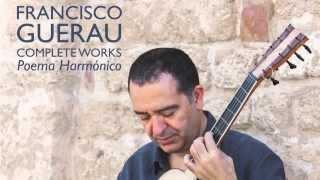 Francisco Guerau, Ocho Diferencias de Españoleta by Xavier Díaz-Latorre on the guitar