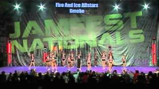 Fire And Ice Allstars - Smoke  Indy Day 2