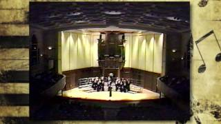 rejoice in the lamb by benjamin britten uwm chamber chorale dr sharon hansen