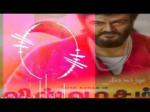# Dj Tamil Remix # | ADCHITHOOKU SONG REMIX | # Viswasam Movie Hit Song #