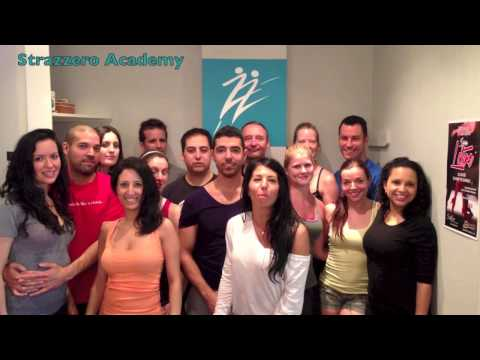 Strazzero Academy Performing at the Montreal Salsa Convention