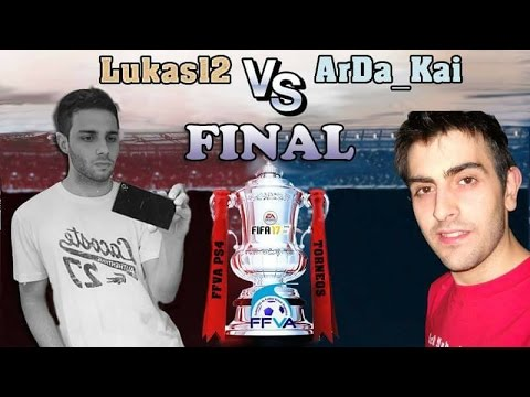 Lukas_12 vs ArDa_Kai Final2  FFVA