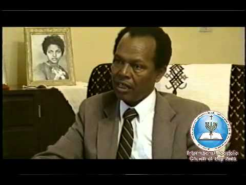 EXCLUSIVE INTERVIEW WITH BISHOP TEKELEMARIAM