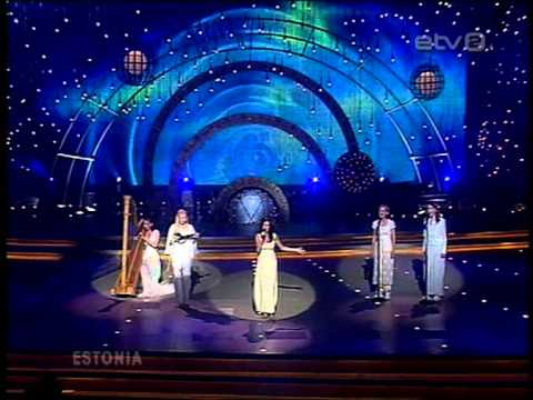 Evelin Samuel & Camille - Diamond Of Night (Eurovision 1999)