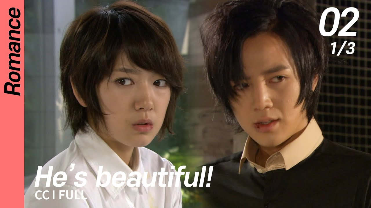 Download [CC/FULL] He's beautiful! EP02 (1/3)   미남이시네요