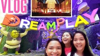 VLOG Playing with Friends   Dream Play at City of Dreams Manila