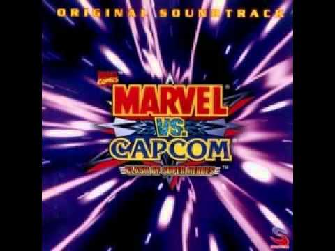 Marvel Vs Capcom - War Machine Theme
