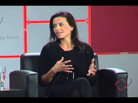 Philanthropy's Teachable Moments With Dina Habib Powell