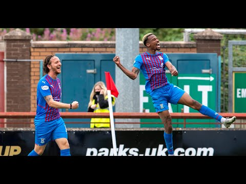 Inverness CT Ayr Utd Goals And Highlights