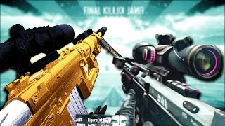 The Top 100 MOST INSANE Call of Duty Clips OF ALL TIME!