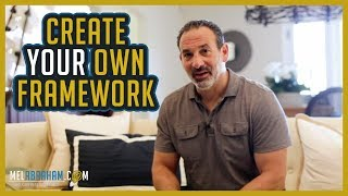 How To Create A Framework That Moves People Into Action