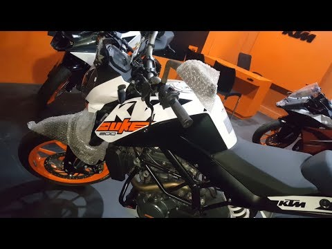 New KTM Duke 200 - Super Duke | Prices | Specs & Feature | You Tube Look