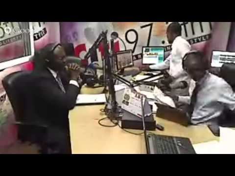 Discussion on tax with Mr Abdallah Ali-Nakyea on the Citi Breakfast Show