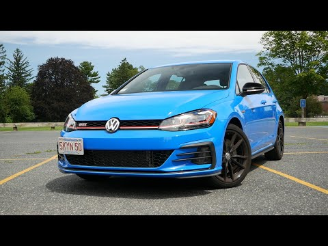 2019 Volkswagen GTI Rabbit Edition Review - Start Up, Revs, Walk Around, and Test Drive